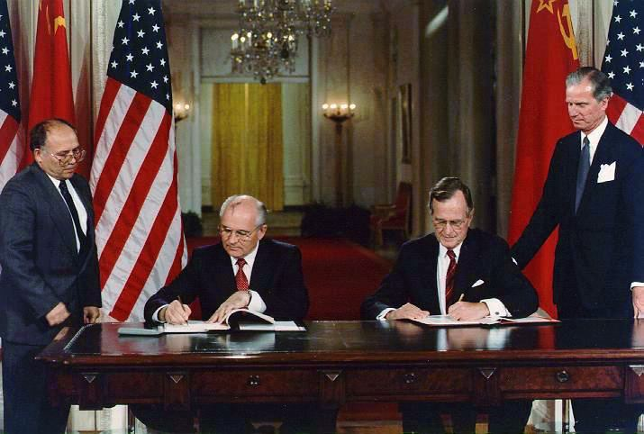 1990 Chemical Weapons Accord