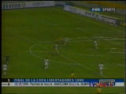 1990 Copa Libertadores httpsiytimgcomviKAb0o5qK7Uhqdefaultjpg