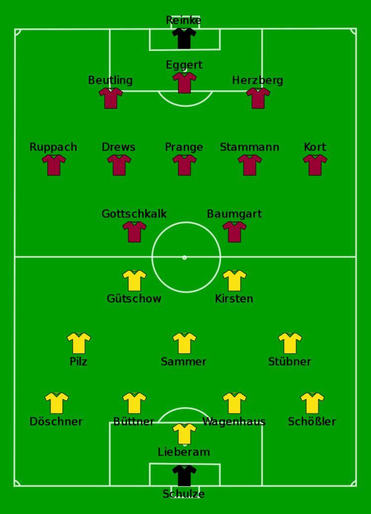1990 FDGB-Pokal Final