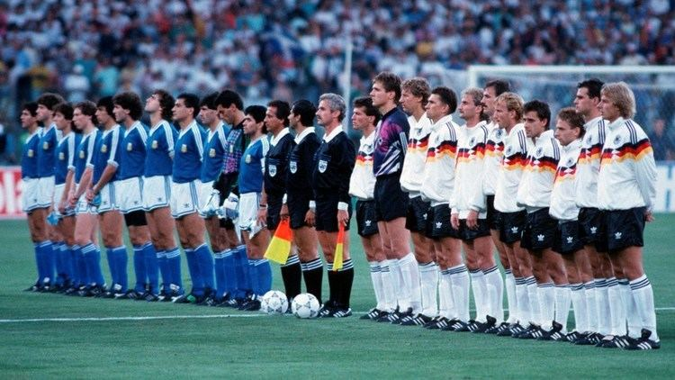 1990 FIFA World Cup Final Germany Argentina 1990 World Cup Final FIFAcom