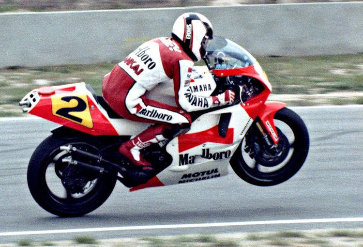 1990 Grand Prix motorcycle racing season
