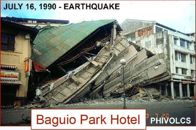 1990 Luzon earthquake Faith and science Lessons from the 1990 Luzon earthquake