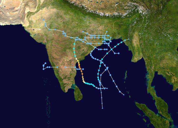 1990 North Indian Ocean cyclone season