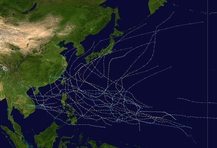 1990 Pacific typhoon season