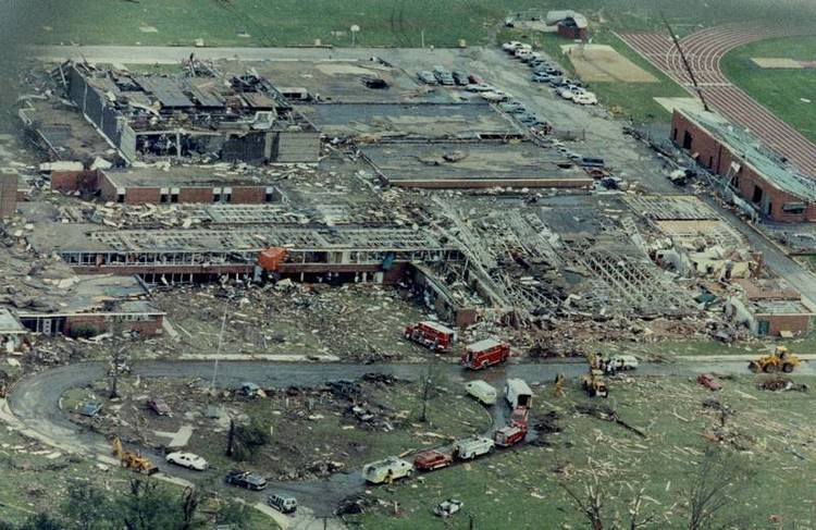 1990 Plainfield tornado Images 25th anniversary of the Plainfield Tornado