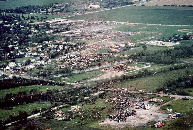 1990 Plainfield tornado Get out of here Now39 Remembering the Plainfield tornado Chicago