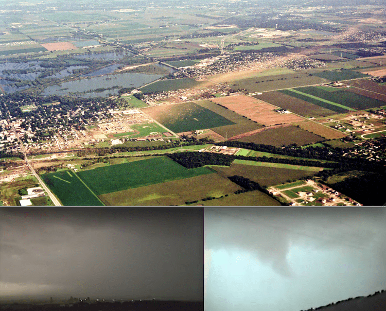 1990 Plainfield tornado plainfield tornado 1990