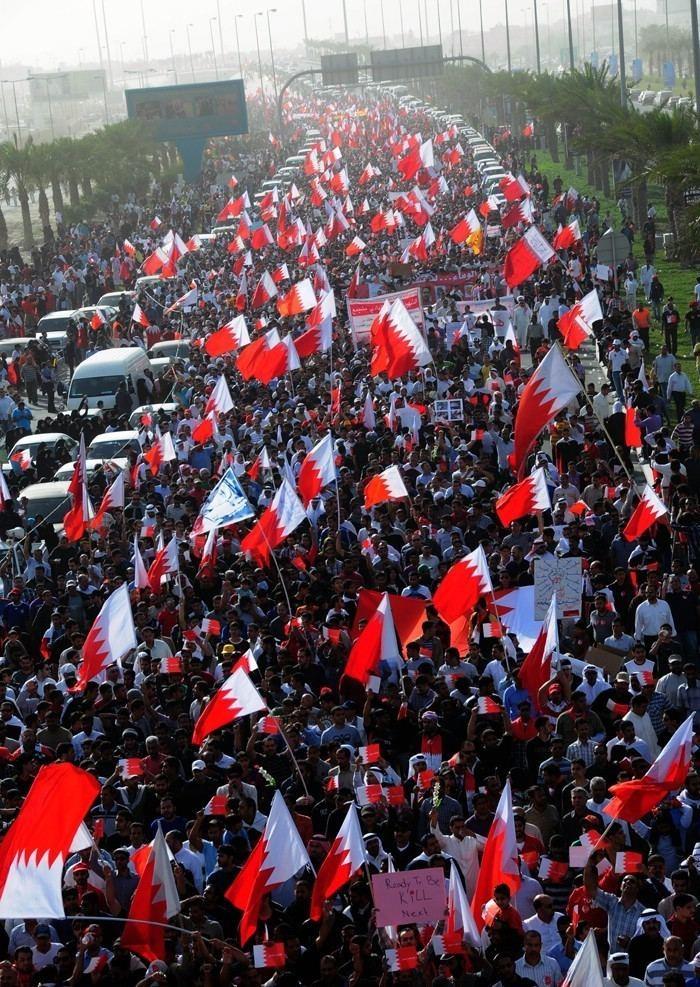 1990s uprising in Bahrain