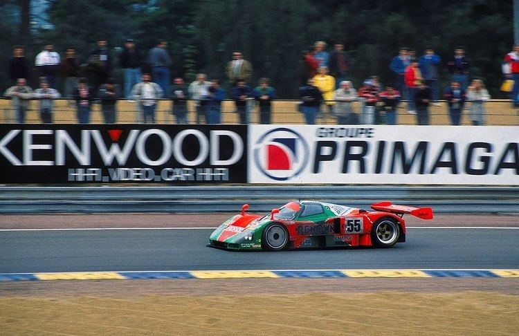 1991 24 Hours of Le Mans