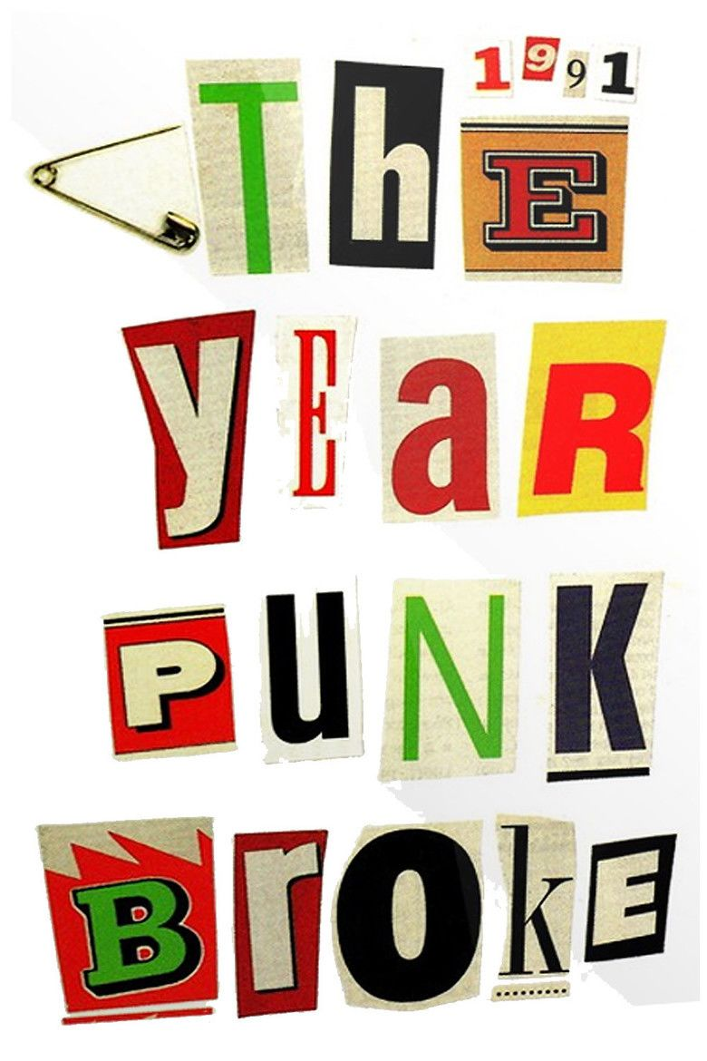 1991: The Year Punk Broke movie poster
