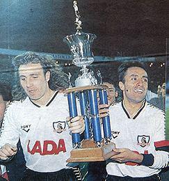 1991 Copa Libertadores A 16 aos de la hazaa Jaime Pizarro recuerda la Copa Libertadores