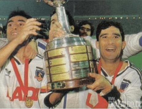 1991 Copa Libertadores Rubn Espinoza y la Libertadores 1991 quotContra Boca vivimos un