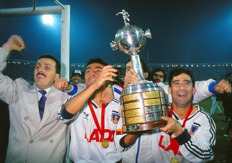 1991 Copa Libertadores COPA LIBERTADORES OBTENIDA POR COLO COLO EN 1991 VISITA SAN FERNANDO