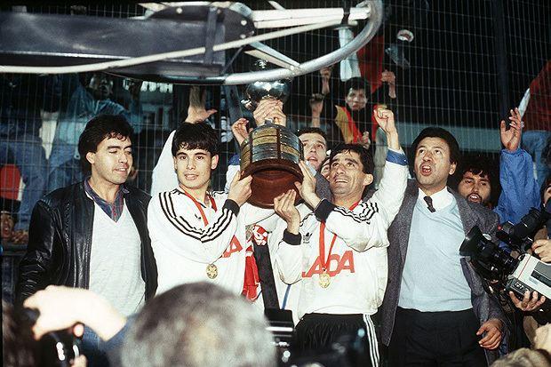 1991 Copa Libertadores Colocolinos sacan pica por la Copa Libertadores de 1991 www