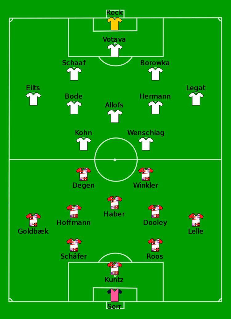 1991 DFB-Supercup Final