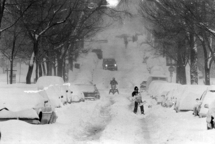 1991 Halloween blizzard ArcticInsider The Halloween Blizzard of 1991