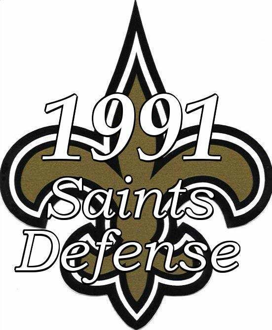 1991 New Orleans Saints season wwwnosaintshistorycomwpcontentuploads201401