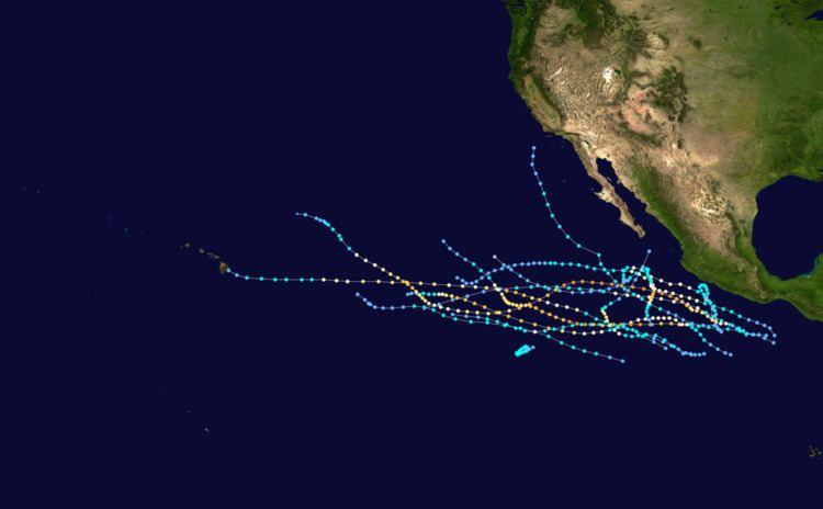 1991 Pacific hurricane season