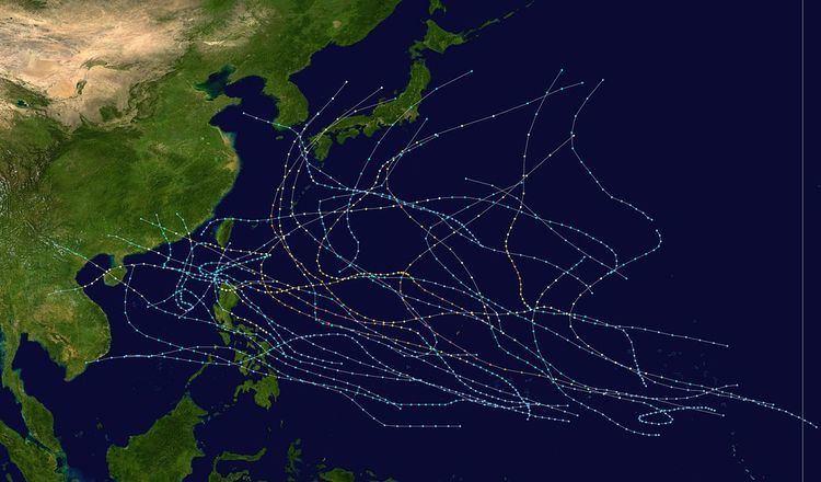 1991 Pacific typhoon season