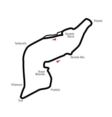 1991 San Marino Grand Prix