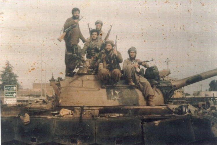 1991 uprisings in Iraq Top 10 extremely dangerous wars in Iraq