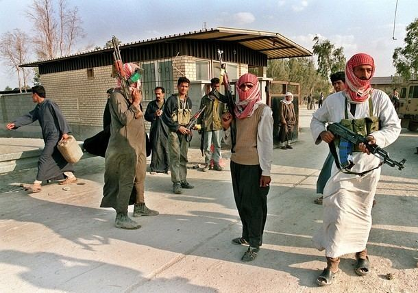 1991 uprisings in Iraq An Opportunity Lost The 1991 Iraqi Uprising Association for