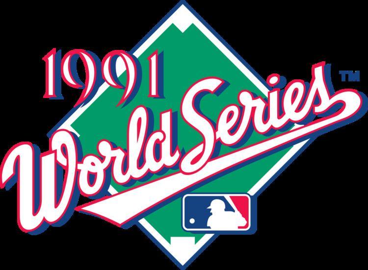 1991 World Series httpsuploadwikimediaorgwikipediaenthumb1