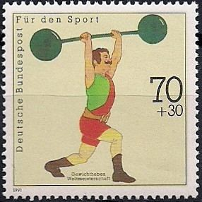 1991 World Weightlifting Championships