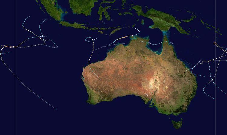 1991–92 Australian region cyclone season