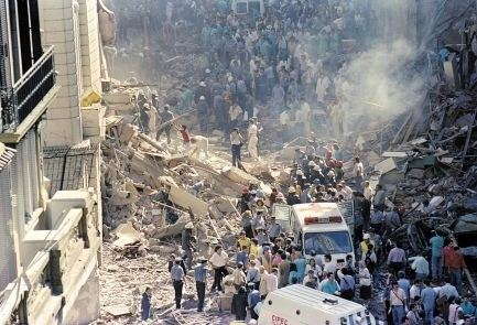 1992 attack on Israeli embassy in Buenos Aires Buenos Aires Bombing of Israel Embassy 20 Years Later Jewish