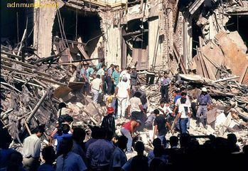 1992 attack on Israeli embassy in Buenos Aires Israel Asks Argentina To Clarify Talks With Iran Ahead Of Visit