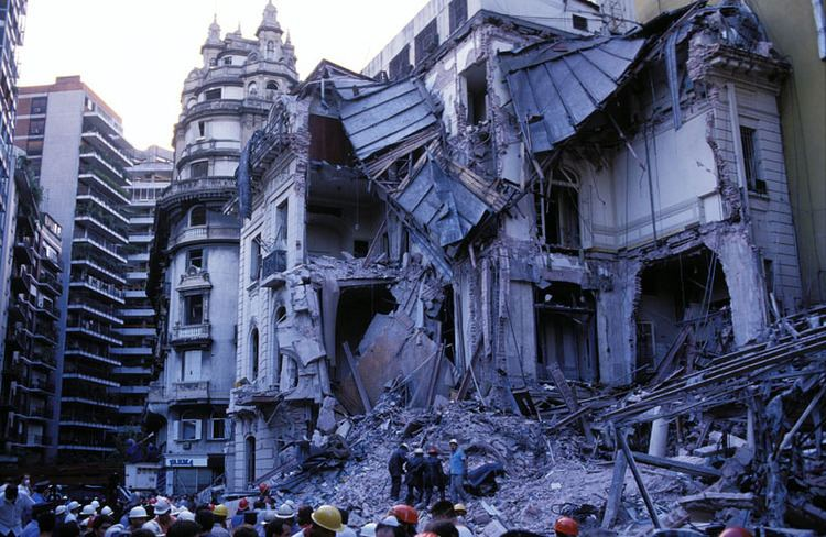 1992 attack on Israeli embassy in Buenos Aires Terrorist Attack against the Embassy of Israel in Buenos Aires
