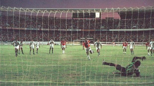 1992 Copa do Brasil Drama f e gol Inter vence em 1992 com pnalti que 39ningum quis