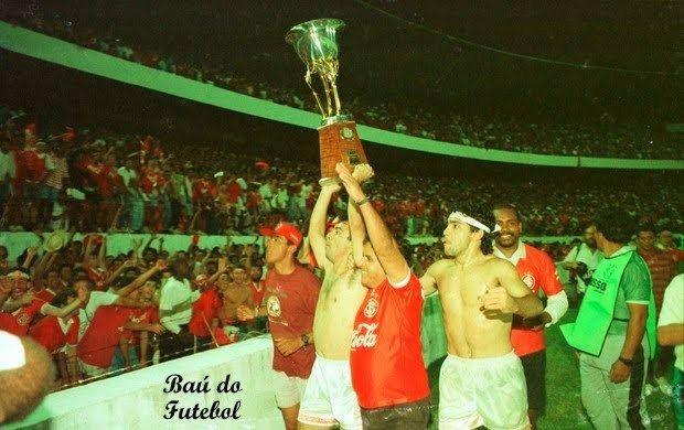 1992 Copa do Brasil Internacional Campeo da Copa do Brasil de 1992 Ba do Futebol