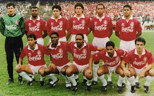 1992 Copa do Brasil Internacional Site oficial