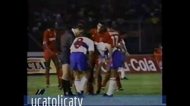 1992 Copa Libertadores Amrica de Cali 1 U CATOLICA 0 COPA LIBERTADORES 1992 YouTube