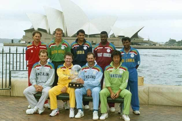 1992 Cricket World Cup Kapil savours victory over Pakistan in 1992 World Cup News18