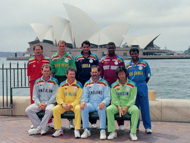 1992 Cricket World Cup The Shirts of 3992 Are Back