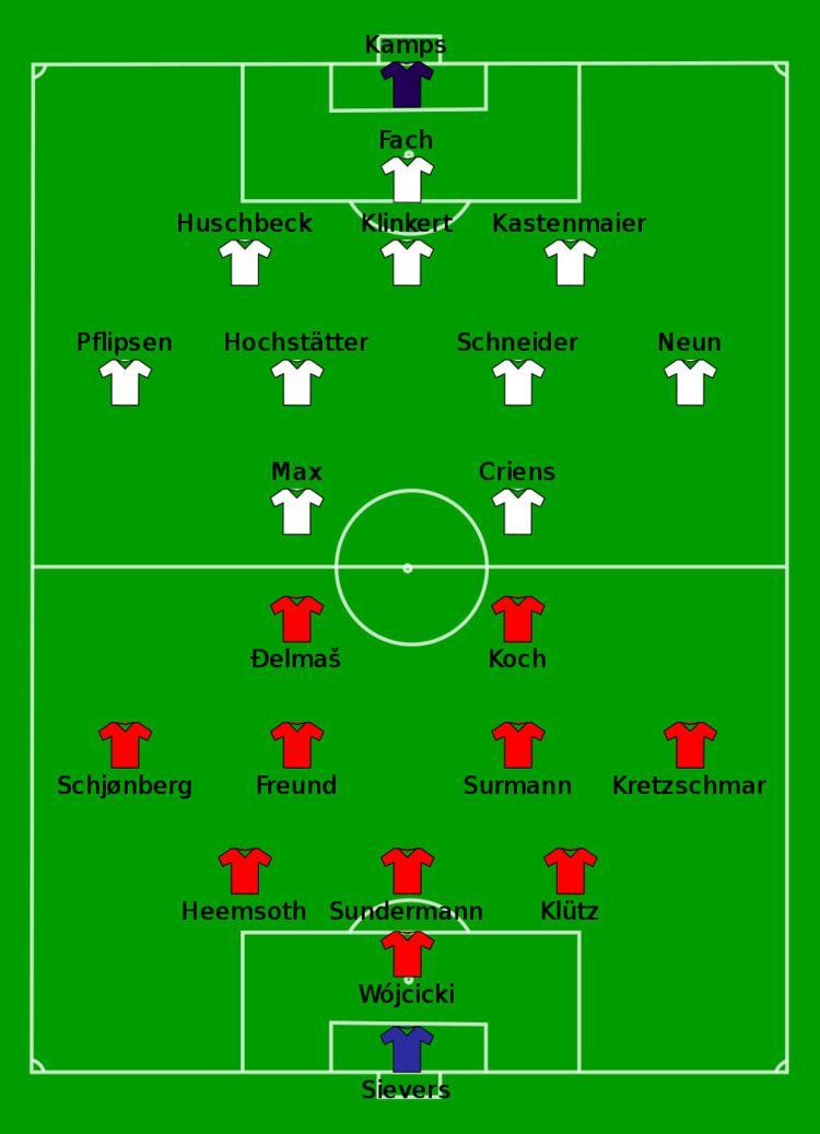 1992 DFB-Pokal Final