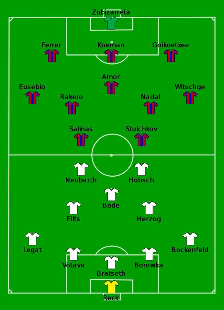 1992 European Super Cup