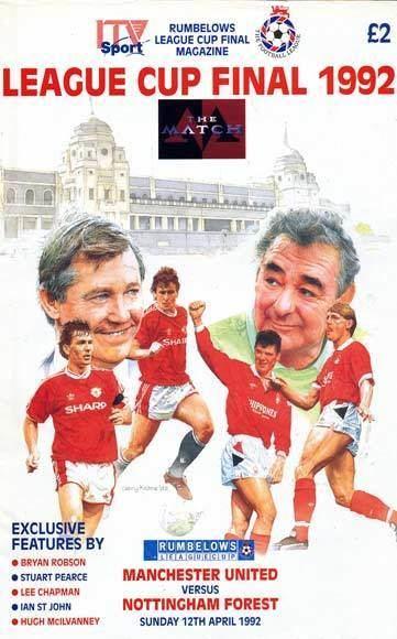 1992 Football League Cup Final wwwmufcinfocommanupagfinalsfinalappearences