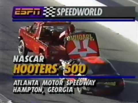 1992 Hooters 500 1992 Hooters 500 part 19 YouTube