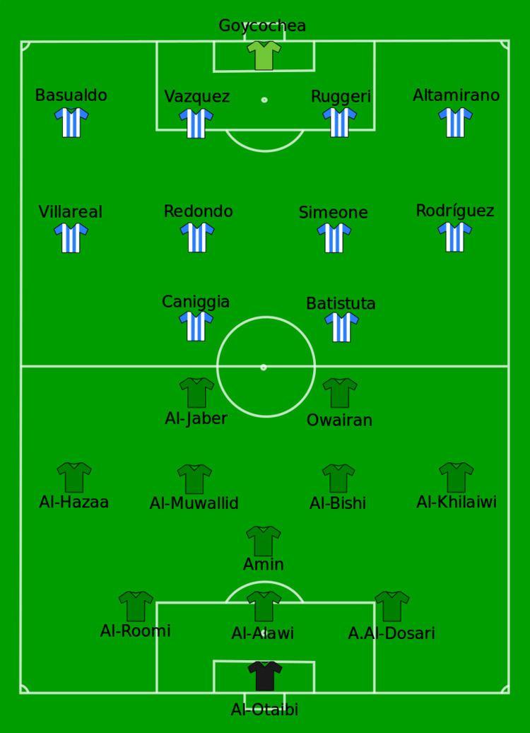 1992 King Fahd Cup Final