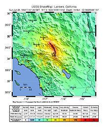 1992 Landers earthquake httpsuploadwikimediaorgwikipediacommonsthu