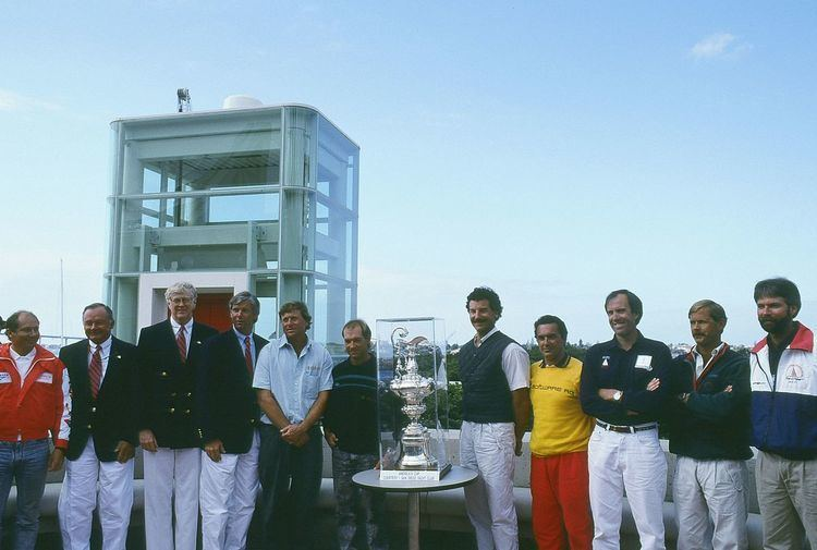 1992 Louis Vuitton Cup