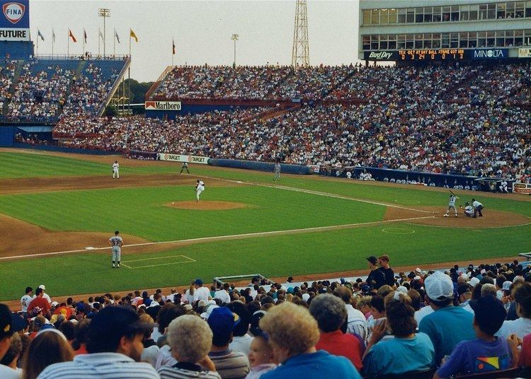 1992 Major League Baseball season