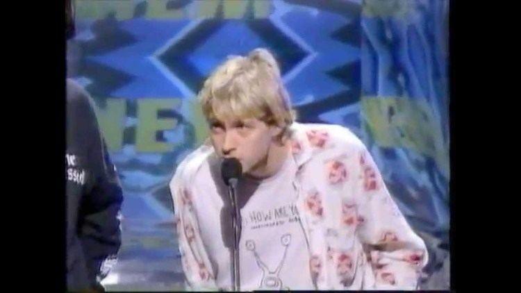 1992 MTV Movie Awards Nirvana Live At Mtv Movie Awards 1992 HD 720p YouTube