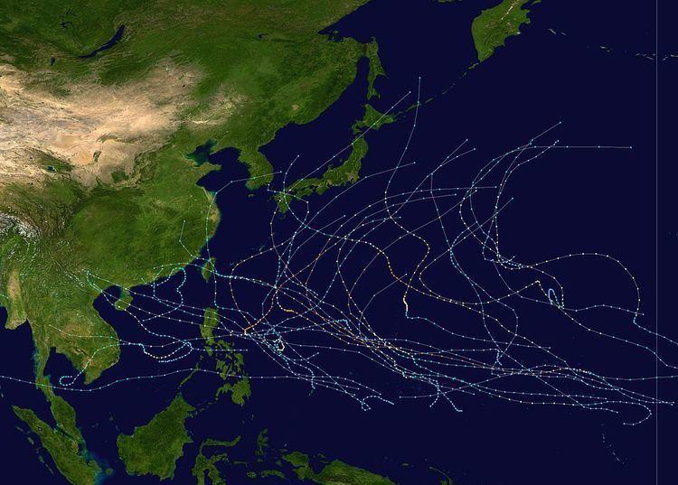 1992 Pacific typhoon season