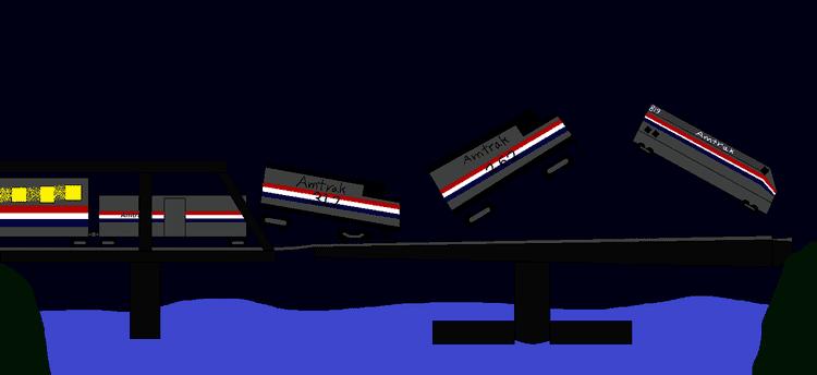 1993 Big Bayou Canot train wreck 1993 Big Bayou Canot train wreck by ShotgunDude on DeviantArt