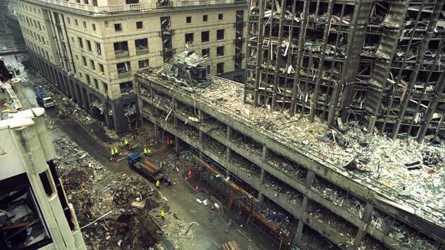 1993 Bishopsgate bombing Topic The 1993 London Bishopsgate bombing and other attacks